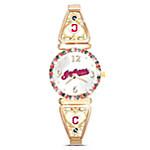 My Cleveland Indians MLB Women's Stretch Watch