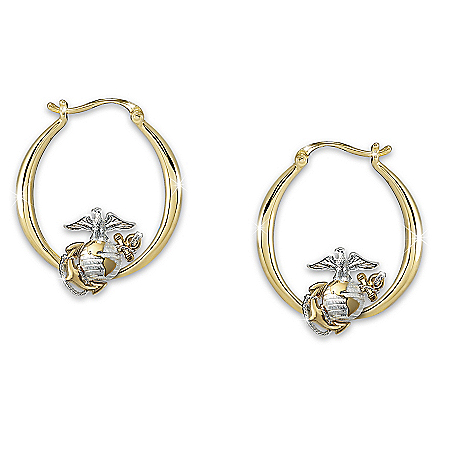 USMC Pride Women's Earrings