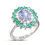 Alfred Durante Opal Island Women's Ring