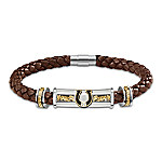 Western Pride Leather Bracelet