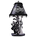 The Munsters Ghastly Glow Table Lamp
