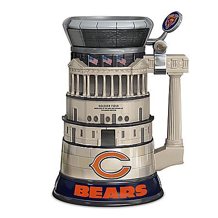 NFL Chicago Bears Soldier Field Stein