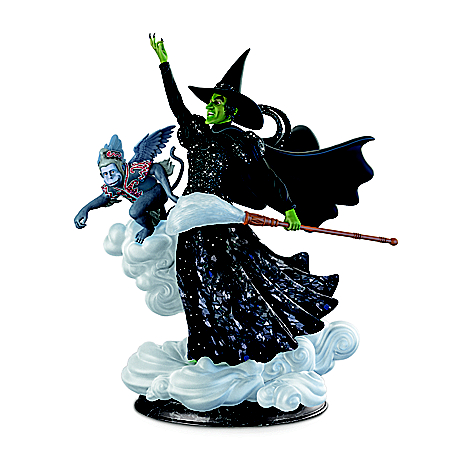 WICKED WITCH Sculpture