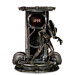 Alien Illuminated Digital Clock