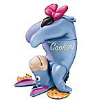 Disney Eeyore Some Days Are Better Upside Down Fully Sculptural Cookie Jar