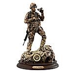 U.S. Army Pride Cold-Cast Bronze Sculpture