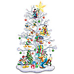 Magic Of Disney Pre-Lit Tabletop Christmas Tree