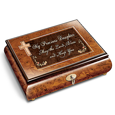 Precious Daughter Music Box