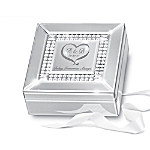 Mirror Personalized Bridal Music Box