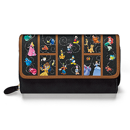 Carry The Magic Disney Women's Wallet