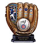Kris Bryant - 2016 MLB NL MVP Baseball Glove Sculpture