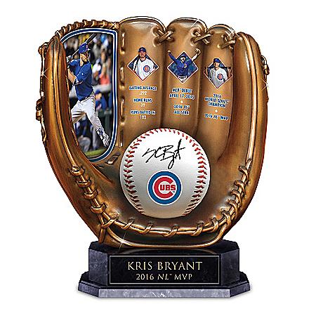 Kris Bryant: 2016 MLB NL MVP Baseball Glove Sculpture