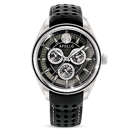 Apollo Missions Collector's Edition Chronograph Watch