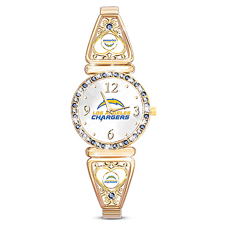 My NFL Los Angeles Chargers Women's Stretch Watch