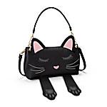 Peek-A-Boo Women's Cat Handbag