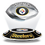 Pittsburgh Steelers NFL Illuminated Levitating Football