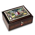 Disney Snow White Illuminated Heirloom Music Box