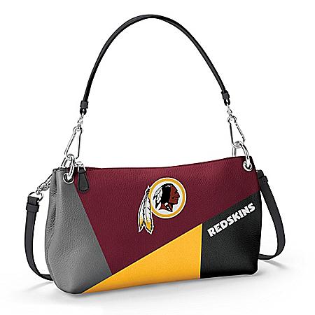 Washington Redskins Women's NFL Convertible Handbag