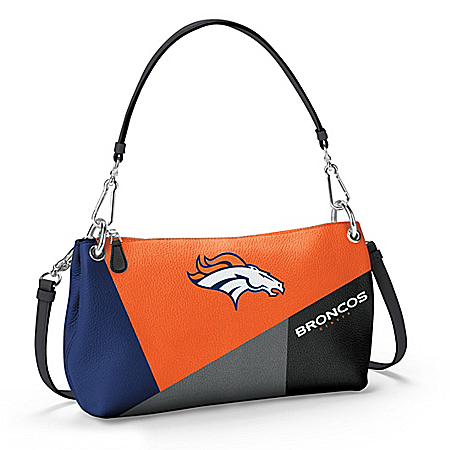 Denver Broncos Women's NFL Convertible Handbag