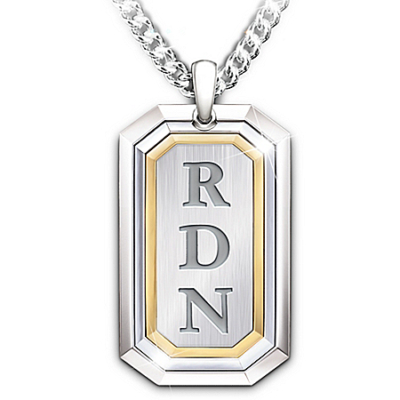Words Of Wisdom Personalized Grandson Pendant Necklace – Personalized Jewelry