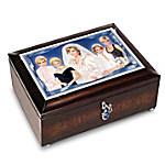 Princess Diana Illuminated Heirloom Music Box