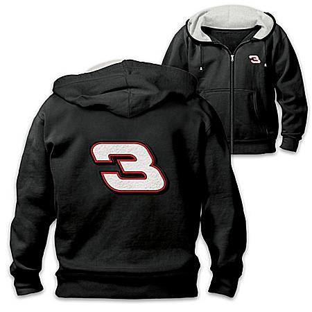 NASCAR #3 Tribute Men's Cotton-Blend Hoodie