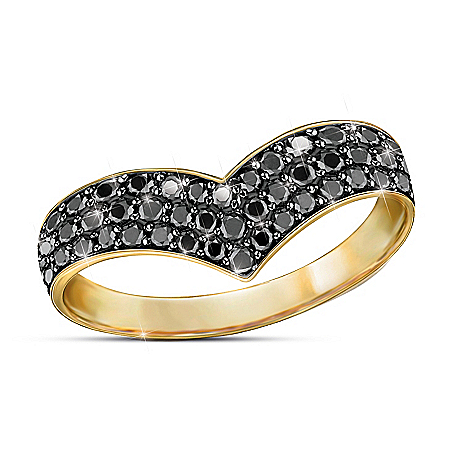 Fashion Reigns Women's Diamonesk Ring