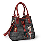 Forever Betty Boop Women's Fashion Handbag