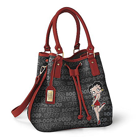 Photo of Forever Betty Boop Women's Fashion Handbag by The Bradford Exchange Online