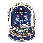 Houston Astros 2017 MLB World Series Champions Musical Carousel