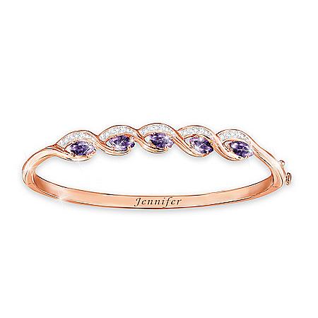 Beauty Of You Women's Personalized Copper Bracelet – Personalized Jewelry