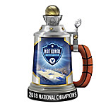 Villanova Wildcats 2018 NCAA Men's Basketball National Champions Stein