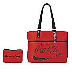Share A COKE Women's Personalized COCA-COLA Tote Bag