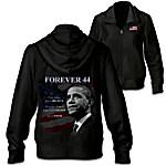 Forever 44 Barack Obama Women's Hoodie