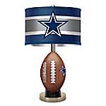 Dallas Cowboys NFL Football Table Lamp