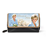 Princess Of Hearts Princess Diana Women's Tri-Fold Wallet