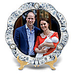 His Royal Highness, Prince Louis Heirloom Porcelain Collector Plate