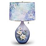 Lena Liu Enchanted Garden Tabletop Lamp