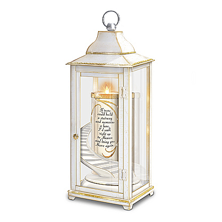 Loving Remembrance Illuminated Lantern