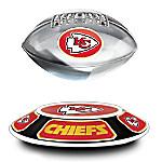 Kansas City Chiefs NFL Levitating Football