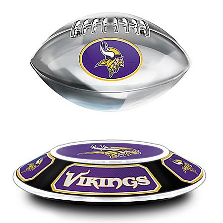 Minnesota Vikings NFL Levitating Football