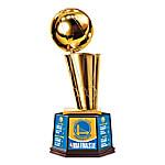 Golden State Warriors 2018 NBA Finals Champion Trophy Sculpture
