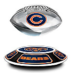 Chicago Bears NFL Levitating Football