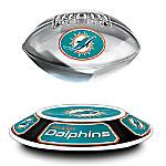 Miami Dolphins NFL Levitating Football
