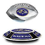Baltimore Ravens NFL Levitating Football