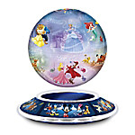 The Magic Of Disney Illuminated Levitating Globe Sculpture