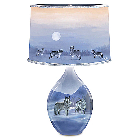 Eddie LePage Majesty By Moonlight Lamp