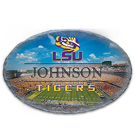Louisiana State University Personalized Outdoor Welcome Sign