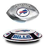 Buffalo Bills NFL Illuminated Levitating Football