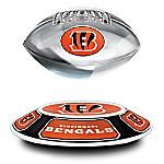 Cincinnati Bengals Levitating NFL Football